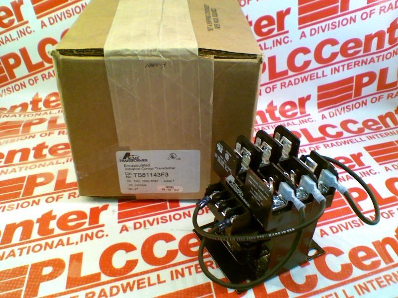 ACME ELECTRIC TB-81143-F3