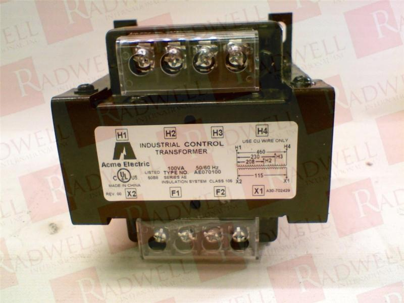 ACME ELECTRIC AE07-0100