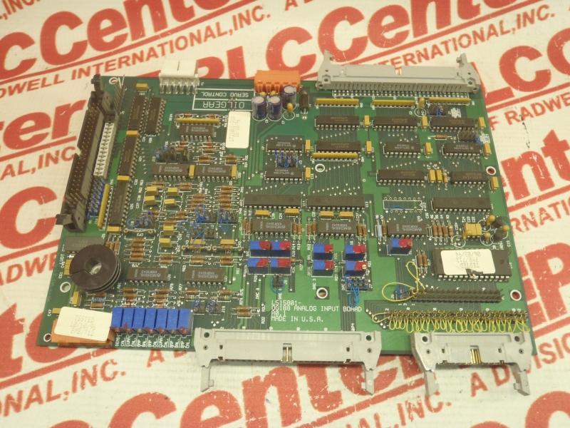 OILGEAR L515801-0G188