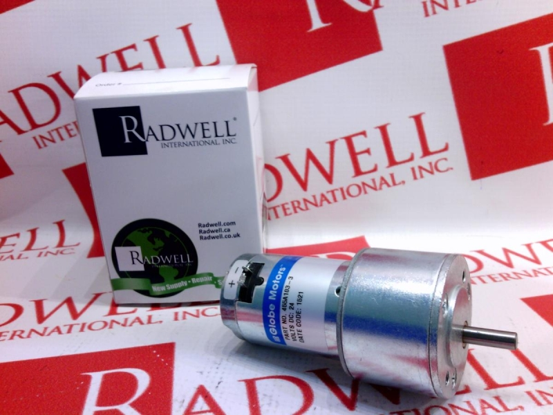 455a1033 By Globe Motors Buy Or Repair At Radwell