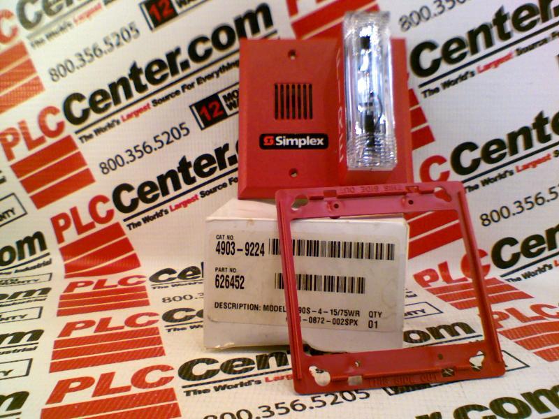 ADC FIBERMUX GX90S-4-15/75WR