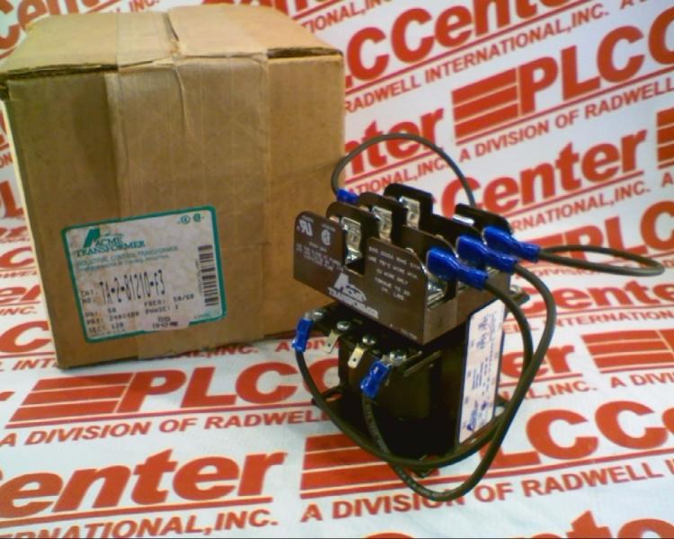 ACME ELECTRIC TA-2-81210-F3