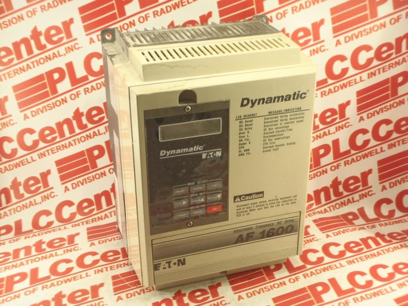DYNAMATIC 15-26-1005