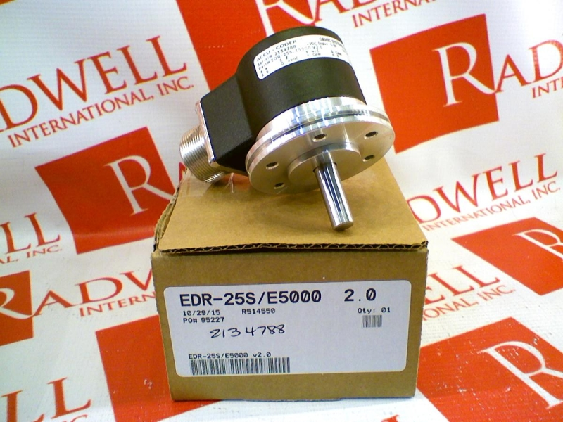 ACCU CODER EDR25S/E5000