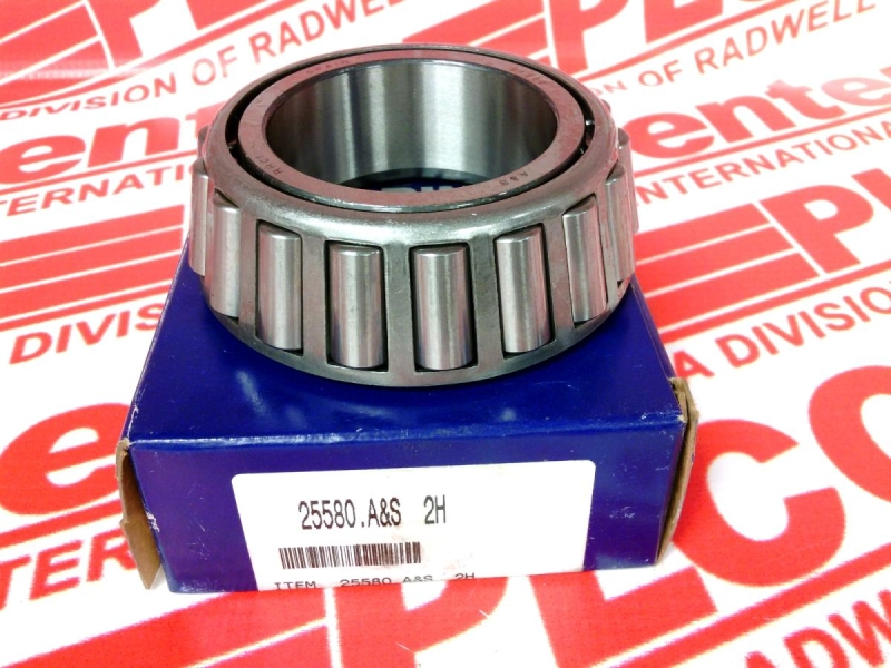 A&S BEARING 25580