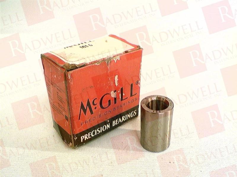 MCGILL MI-6