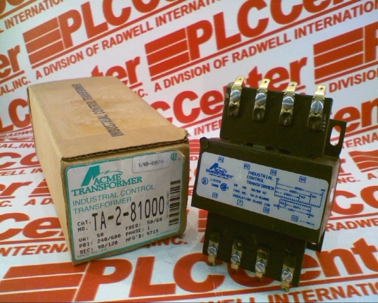 ACME ELECTRIC TA-2-81000