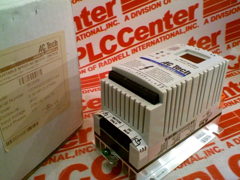 AC TECHNOLOGY TF205Y