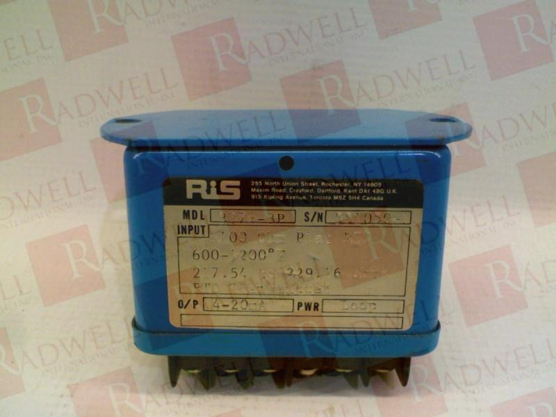 ROCHESTER INSTRUMENT SYSTEMS 3374-3P