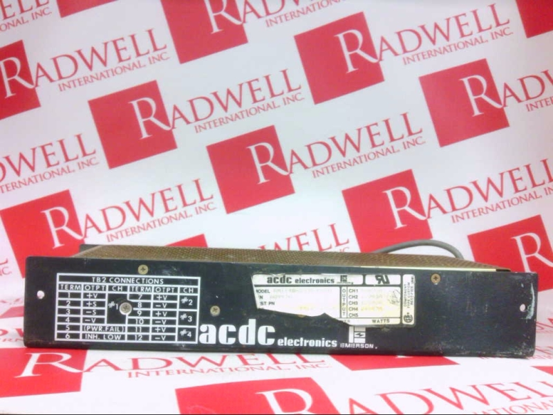 ACDC RM164B-239-0000