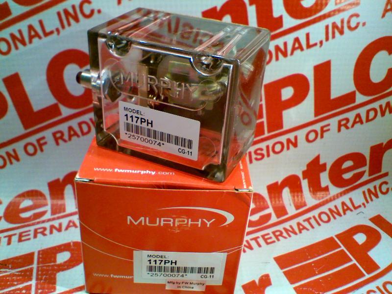 FW MURPHY 117-PH
