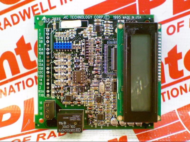 AC TECHNOLOGY 9933A-006