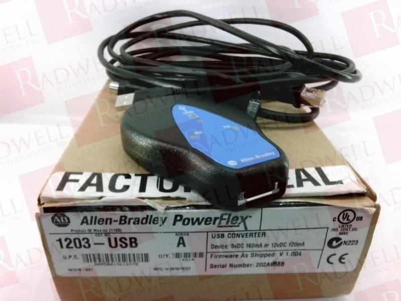 ALLEN BRADLEY 1203-USB