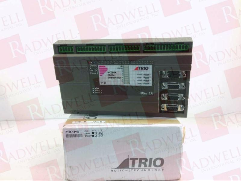 TRIO MOTION TECHNOLOGY MC206X-P136