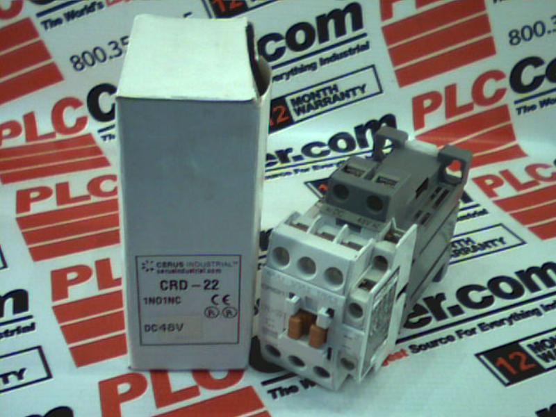 CERUS CRD-22-48VDC