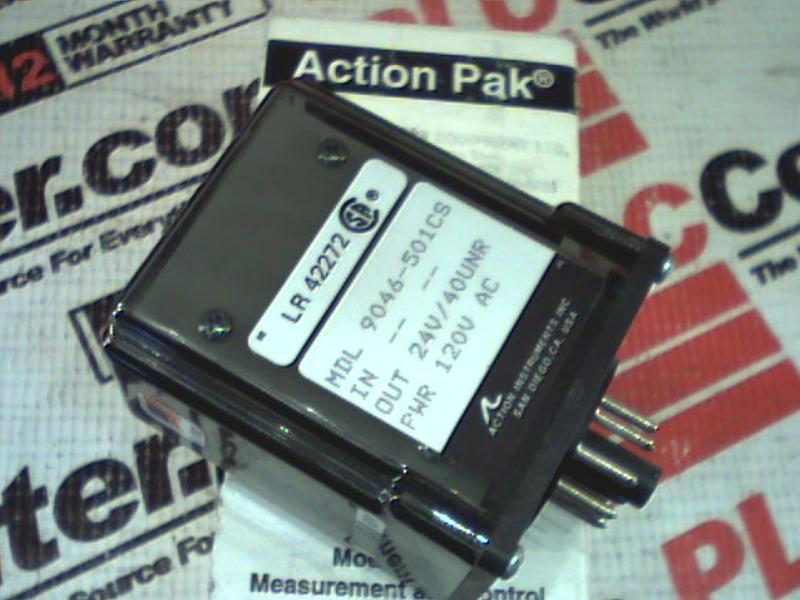 ACTION PAK 9046-501CS