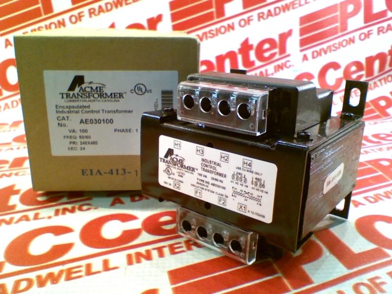 ACME ELECTRIC AE030100
