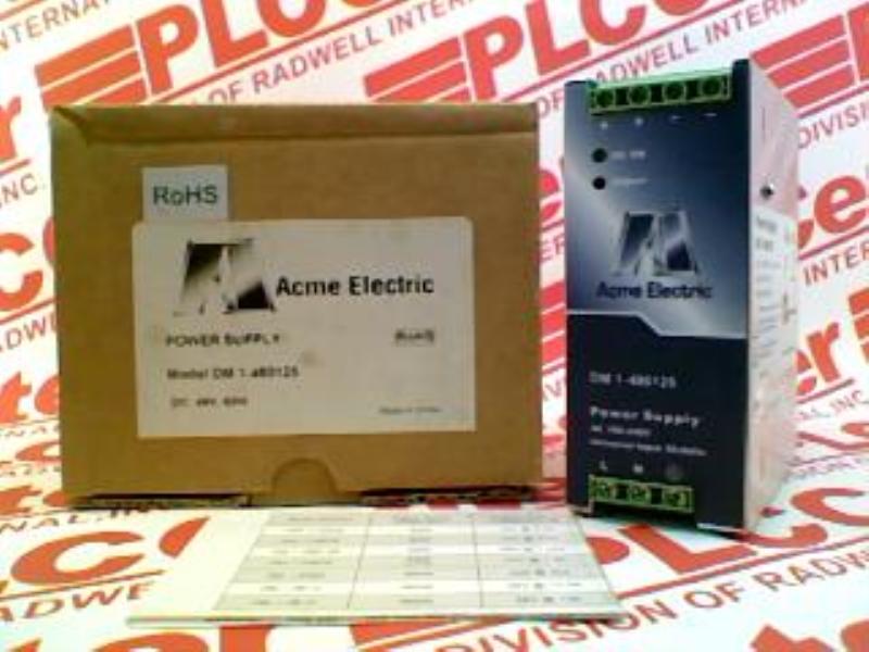 ACME ELECTRIC DM1480125
