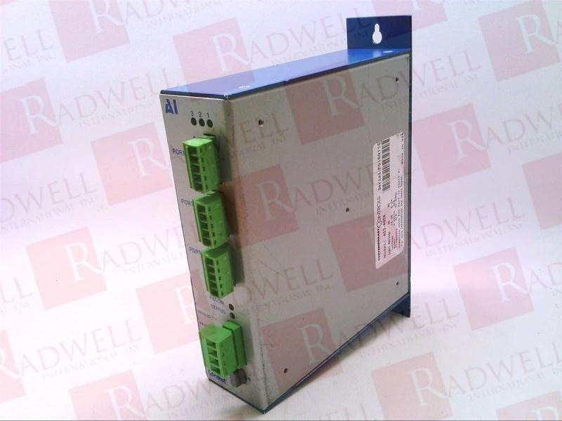 CONTEMPORARY CONTROL SYSTEMS AI3-485X