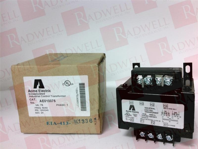 ACME ELECTRIC AE01-0075