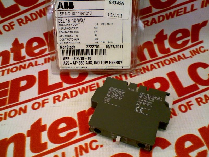 ABB 1SF-N0-107-16R1010