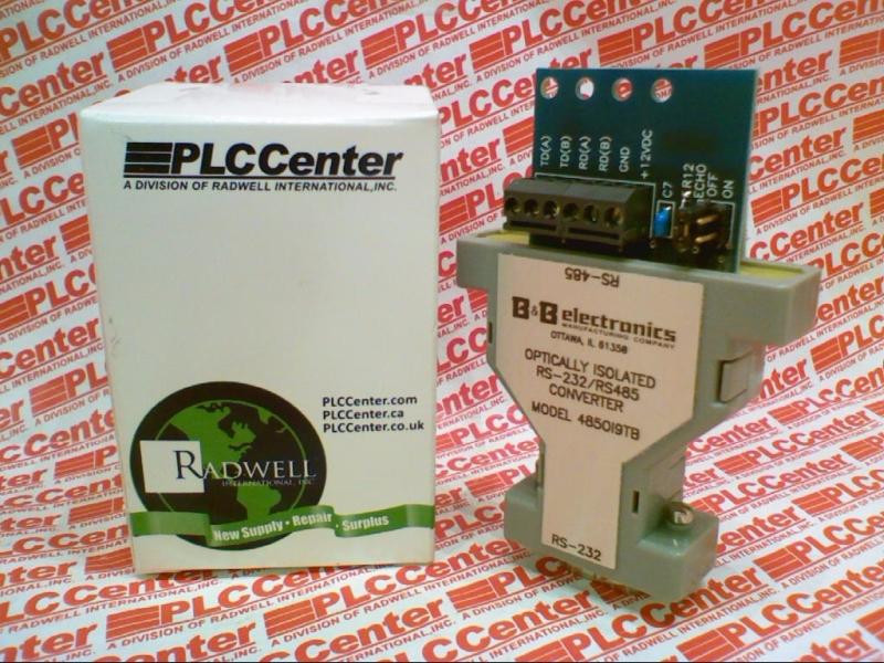 B&B ELECTRONICS RS485