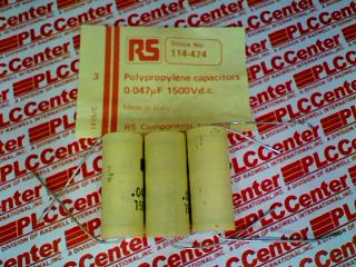 RS COMPONENTS 114-474