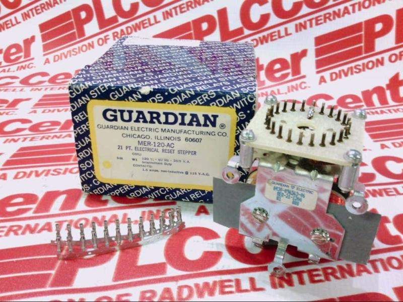 GUARDIAN ELECTRIC CO MER-120AC