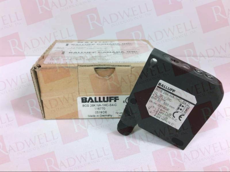 BALLUFF BOS-26K-NA-1HC-S-4-C