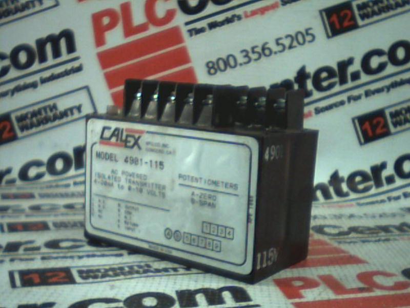 CALEX 4901-115