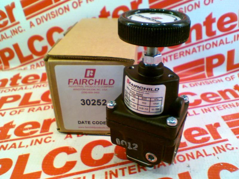 FAIRCHILD INDUSTRIAL PROD 30252