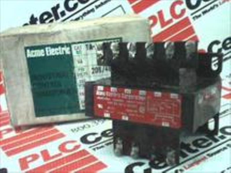 ACME ELECTRIC TA-1-81322