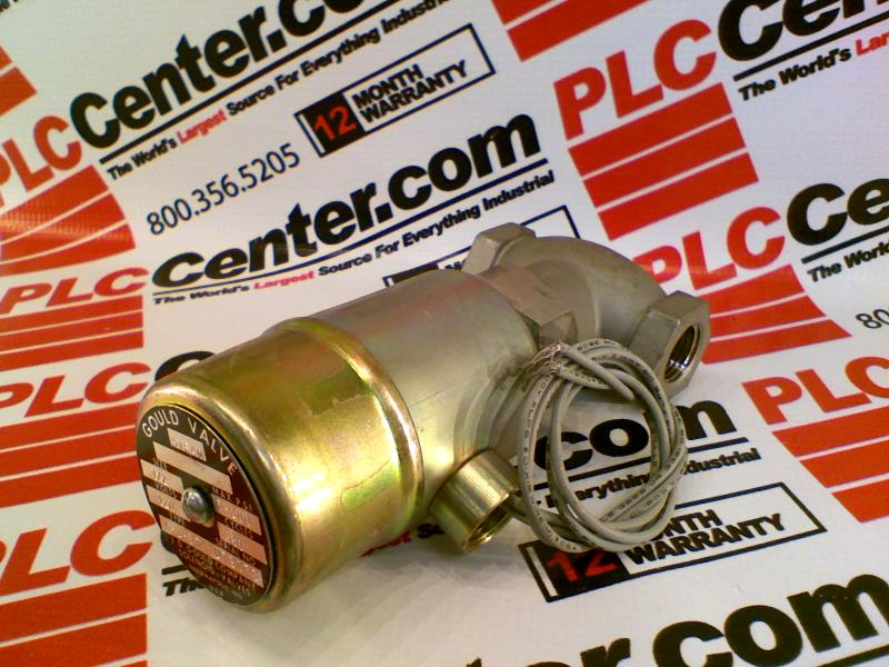 JD GOULD COMPANY K-1-3T-1/4-5-200PSI-120/60