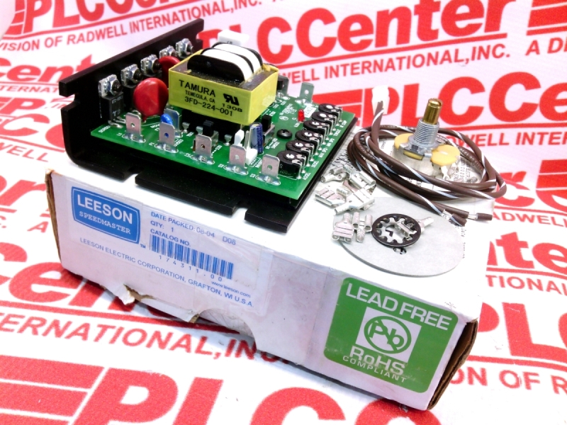 LEESON ELECTRIC CO 174311.00