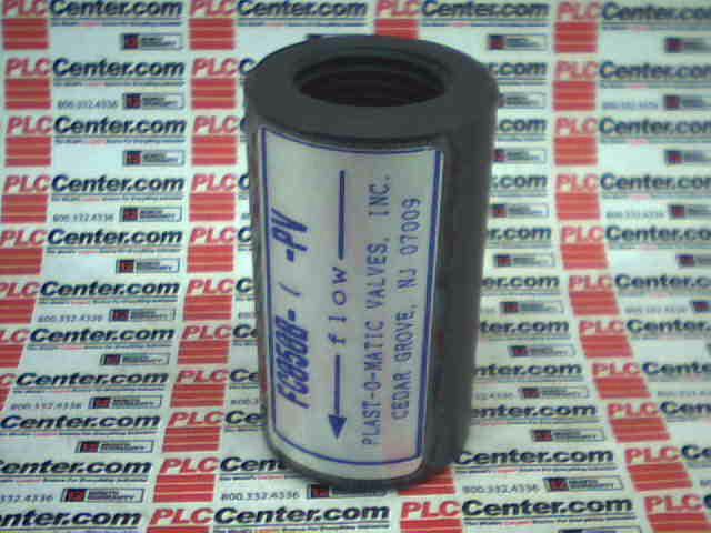 PLASTOMATIC FC0508-1-PV