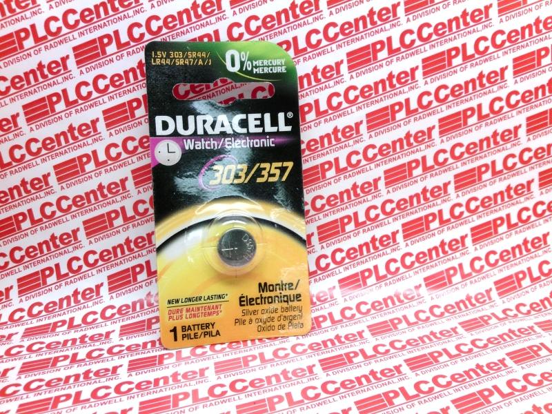 DURACELL 303/357
