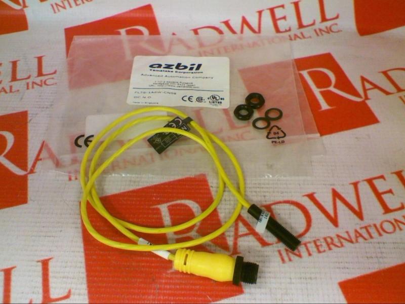 AZBIL CORPORATION FL7S-1A6W-CN08