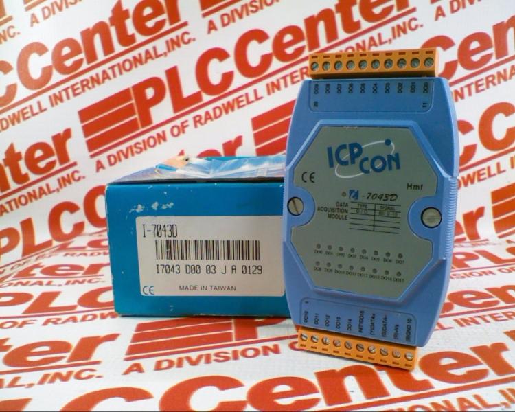ICP CON I-7043D