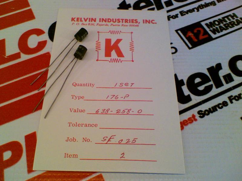 KELVIN 176-P