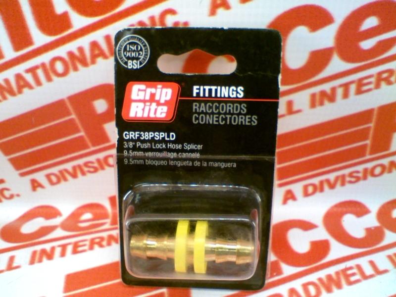 GRIP RITE GRF38PSPLD