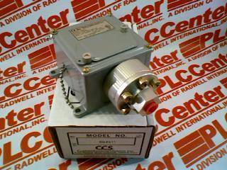 CUSTOM CONTROL SENSORS 604G11