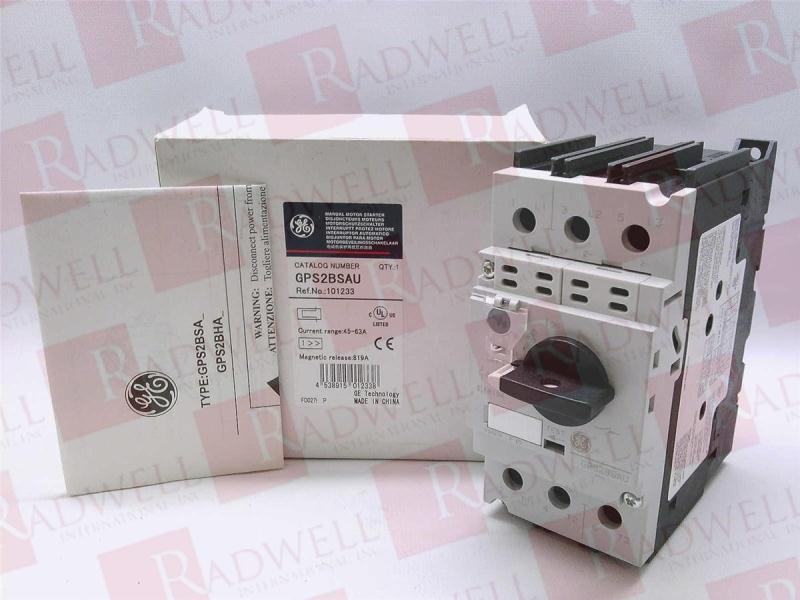 GENERAL ELECTRIC GPS2BHAU