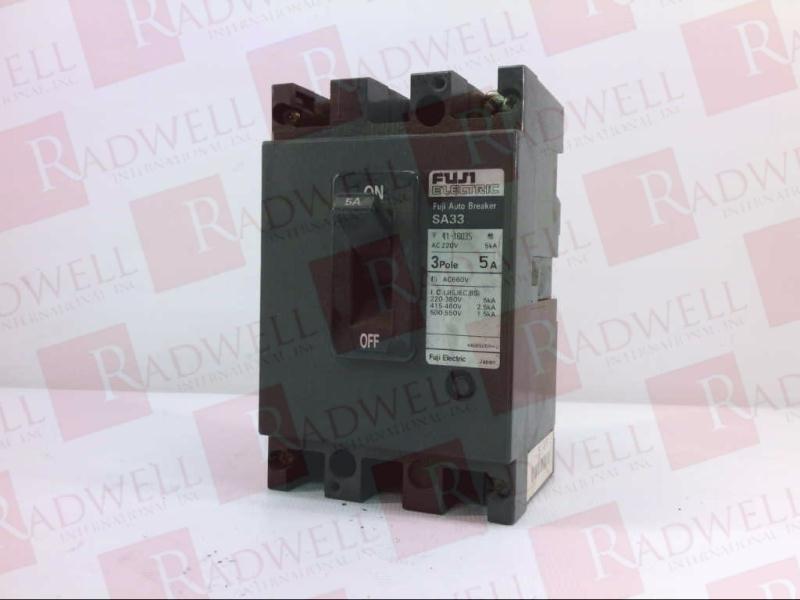 FUGI ELECTRIC SA33-5