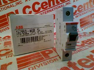 ABB S281-K0.5