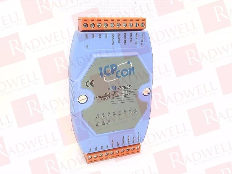 ICP CON I-7063D