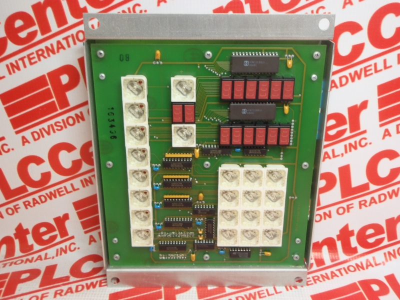 BVR ELECTRONIC UBF-02