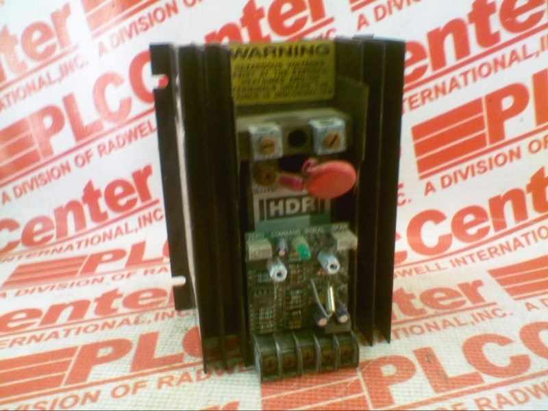 HDR POWER SYSTEMS 2710020