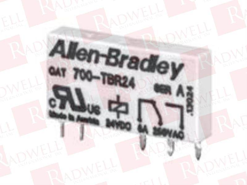 ALLEN BRADLEY 700-TBR24