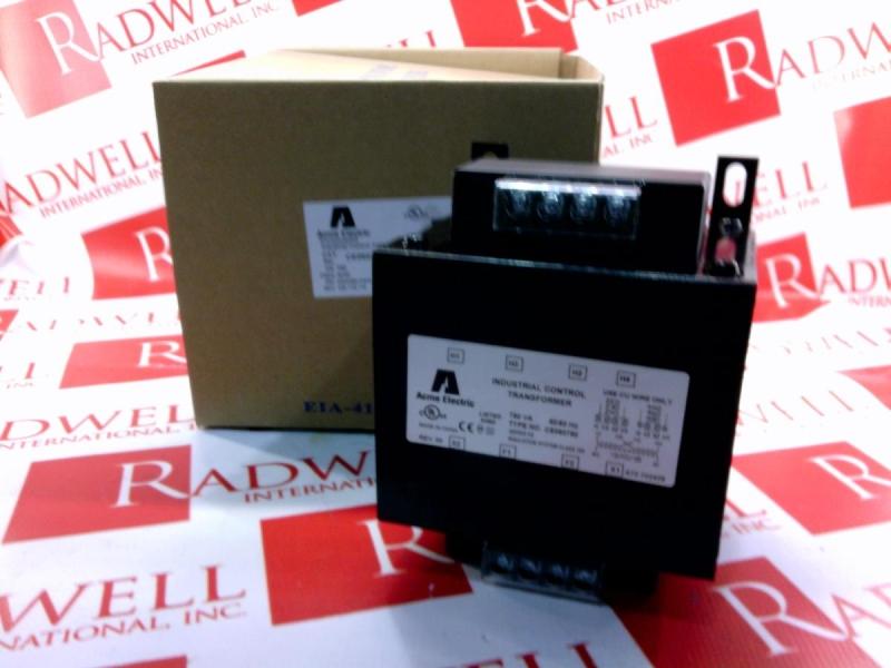 ACME ELECTRIC CE060750