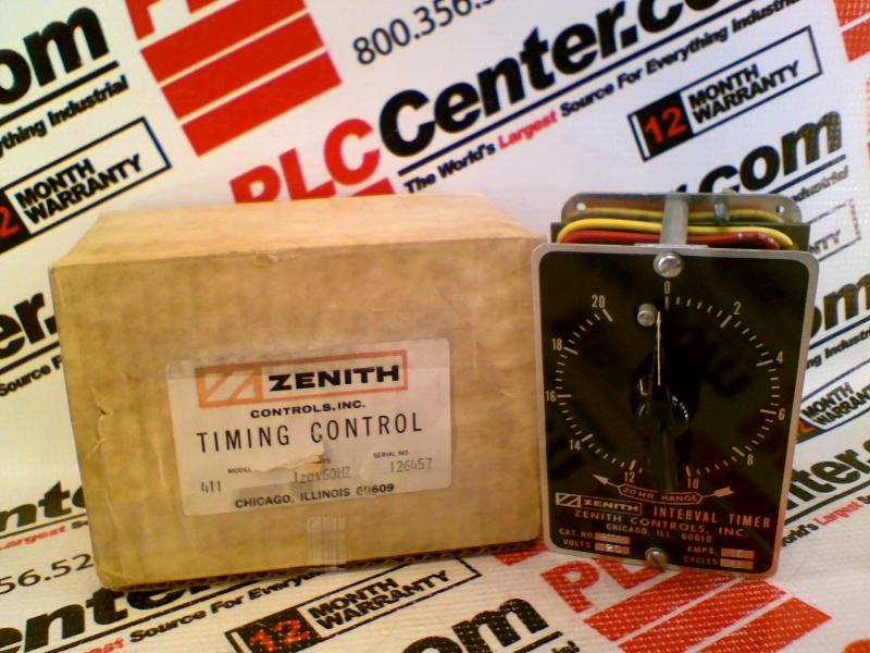 ZENITH CONTROLS INC 411
